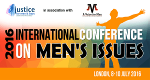 International Conference on Men's Issues 2016 featured image