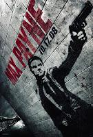 Max Payne teaser poster