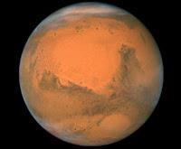 Marte fotografiado por el Satélite Hubble