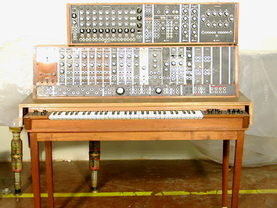 MOOG Synthesizer, Stearns 2035