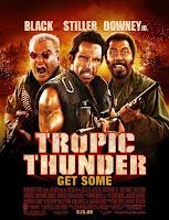 Tropic Thunder by Ben Stiller
