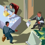 comment organiser un salon ou un événement