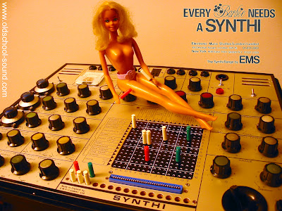 Barbie Synthi