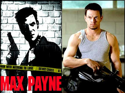 Mark Wahlberg is Max Payne