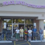 West Park Wheelers May Bike Social