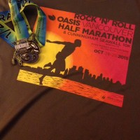 Rock 'n' Roll Vancouver Half Marathon
