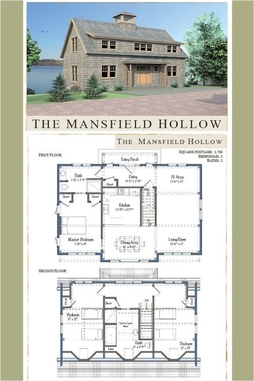 Medium Of Barn House Plans