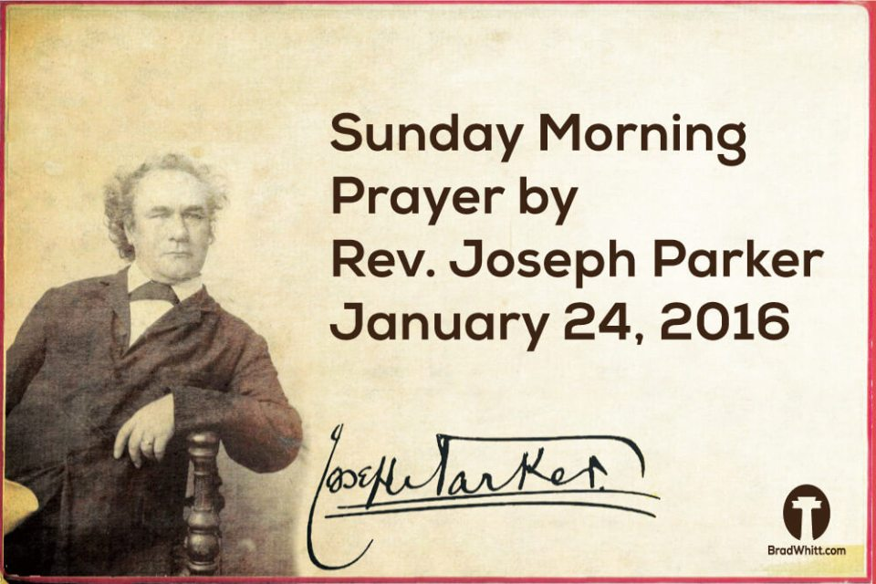 Sunday-Morning-Prayer-by-Rev-Joseph-Parker-