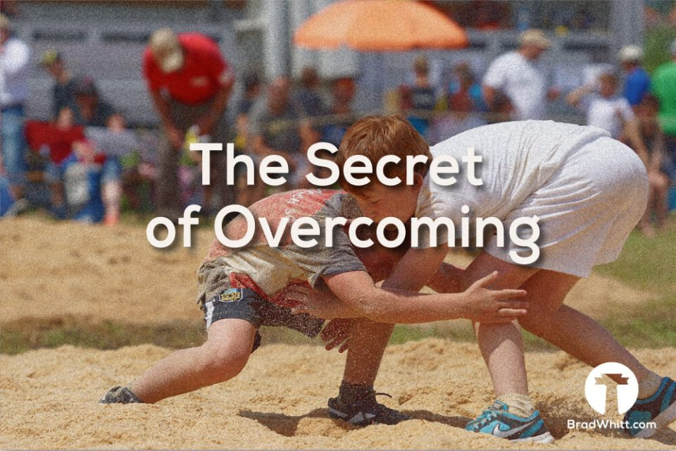 The-Secret-of-Overcoming
