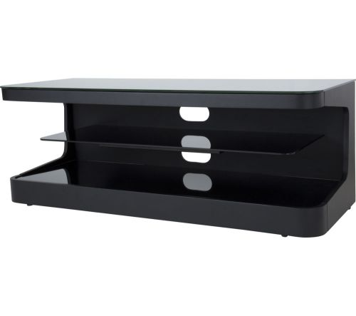 Medium Of Black Tv Stand