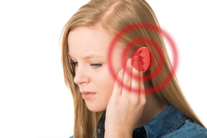 Hearing a phantom nonexistent sound is termed tinnitus 1