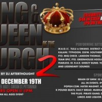 Poll: Who Will Win King of the Burgh 2??
