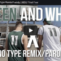 "Spencer Taylor ""MSU Green & White"" (Rae Sremmurd No Type Remix)"