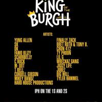 Poll: Who Will Win King Of The Burgh 9??