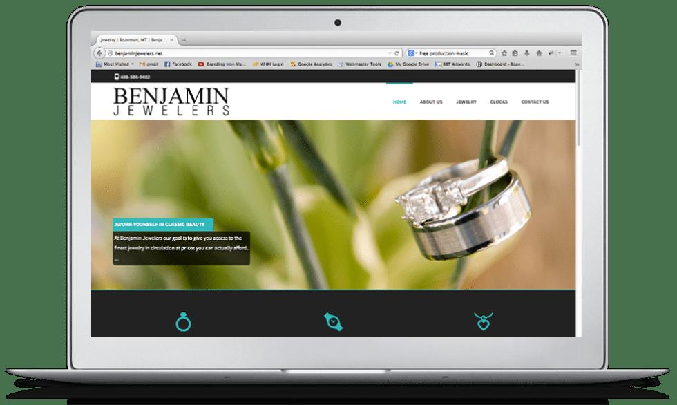 Benjamin Jewelers | Bozeman, MT