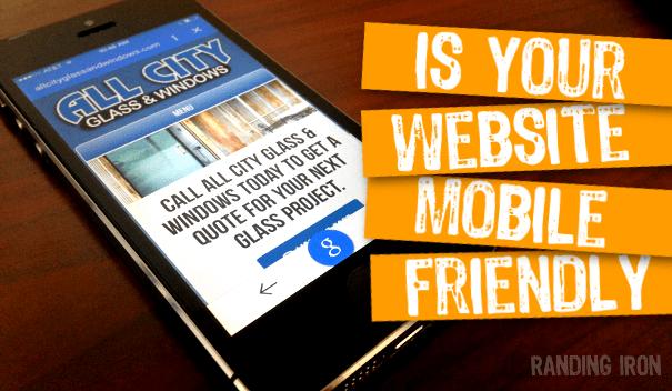 Mobile Friendly Websites   Branding Iron Marketing, LLC   Bozeman, MT