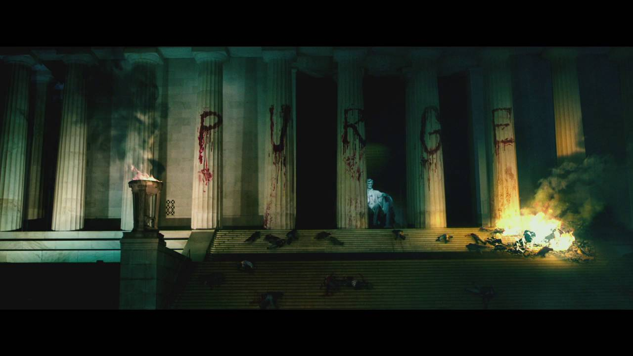 THE PURGE: ELECTION YEAR Trailer 2