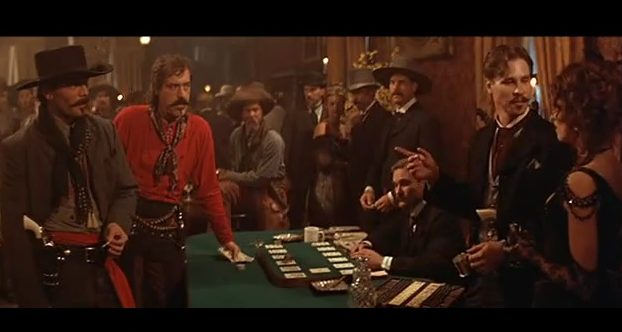 Great Movie Rivals: Doc Holliday and Johnny Ringo – TOMBSTONE