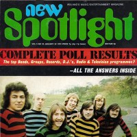 New Spotlight Magazine - Jan, 1972
