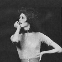 Spring Things - Irish Studio Fashion Shoot 1971