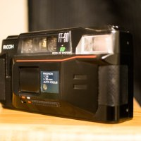 My $3 wonder, the classic Ricoh FF-90 Review By Brandon Huff