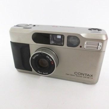 コンタックス T2 カメラ 買取!