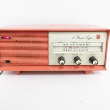 真空管ラジオ 買取!