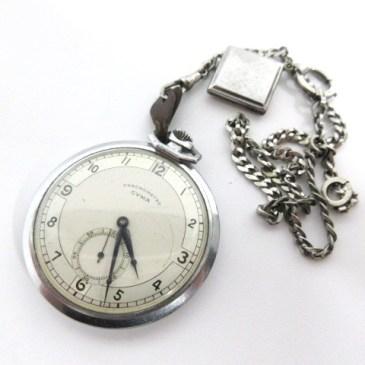 シーマ 懐中時計 買取!