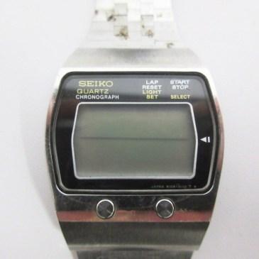 セイコー デジタル腕時計 買取!