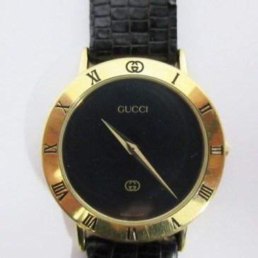 グッチ メンズ腕時計 買取!