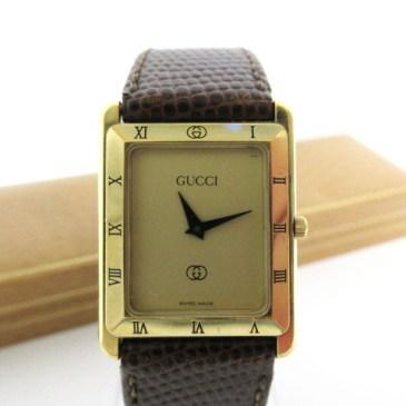 グッチ 4200 メンズ 腕時計 買取!