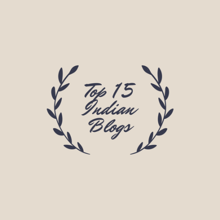 Top 15 Indian Blogs