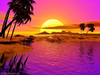 10 Best Animated Chrome Beach Desktop Wallpapers for Summer - Brand Thunder
