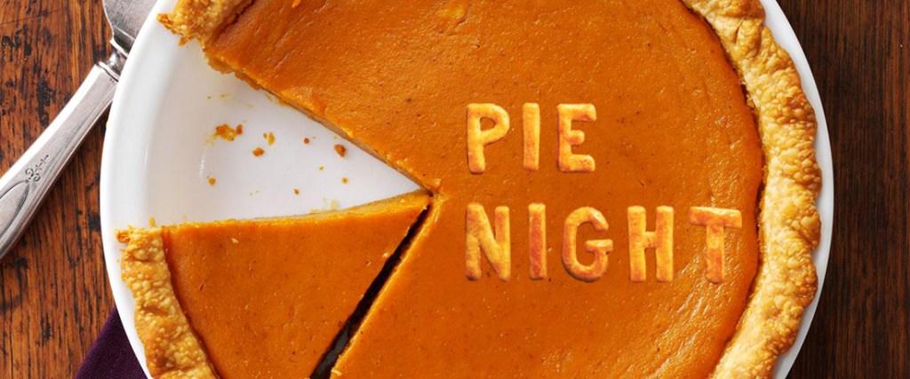 Pie Night Header