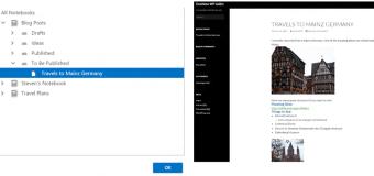 Microsoft vydal OneNote plugin pre WordPress