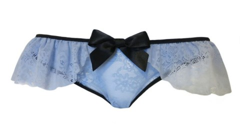 Arabel Lingerie Forget Me Not Knickers