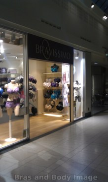 Bravissimo Manchester outside 1