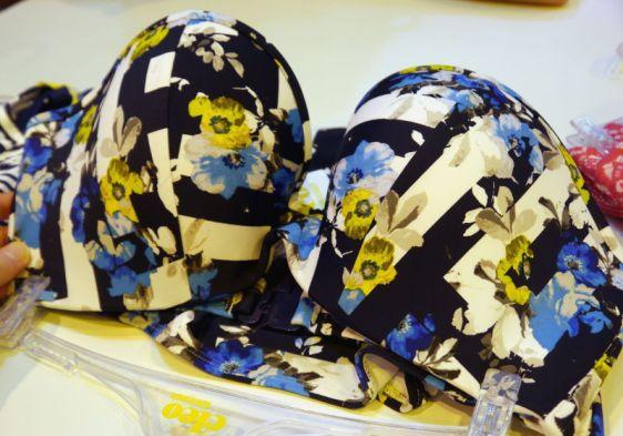 Cleo Swim Suki in Geo Floral (Cleo Swim AW16)