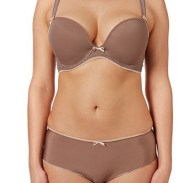 Freya Deco Vibe in Mocha - Nude Bras for WOC
