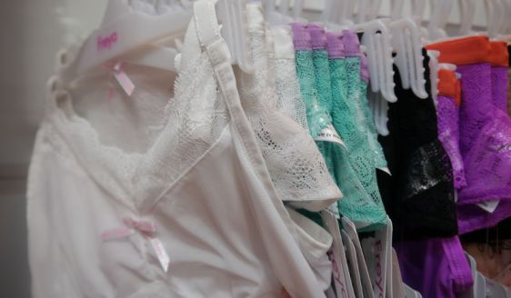 Freya Lingerie Fancies Range - Continuity White and Black, Opal and Magenta