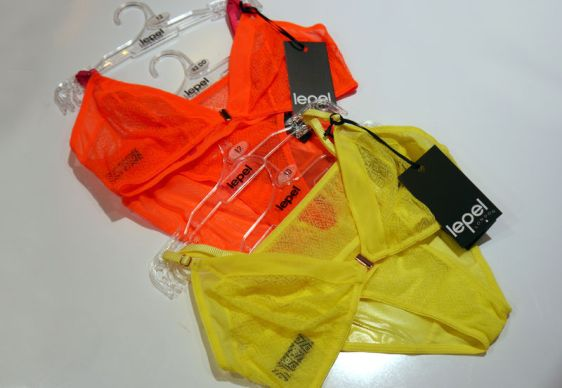 Lepel London Chelsea Diamond in Orange and Yellow (Lepel London SS16)