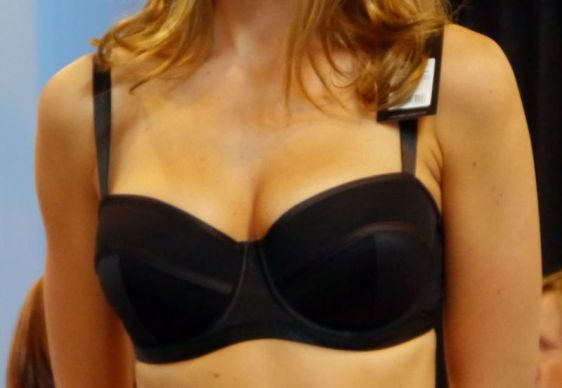Lepel London Claudia in Black (Lepel London SS16)