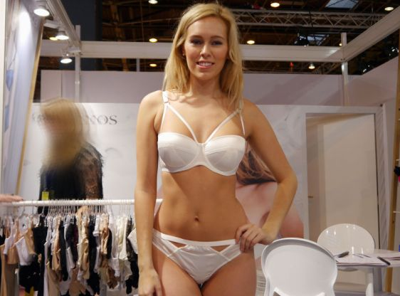 Lepel London Tamara in Ivory Full (Lepel London SS16)