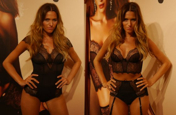 Gossard VIP Desire Body and Bustier in Black