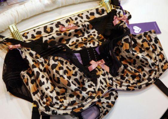 Rochella Lucy Leopard Bra (Rochella SS16)