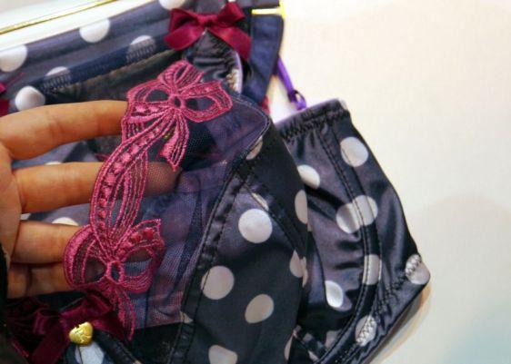 Rochella Minnie May Bra Detailing (Rochella SS16)