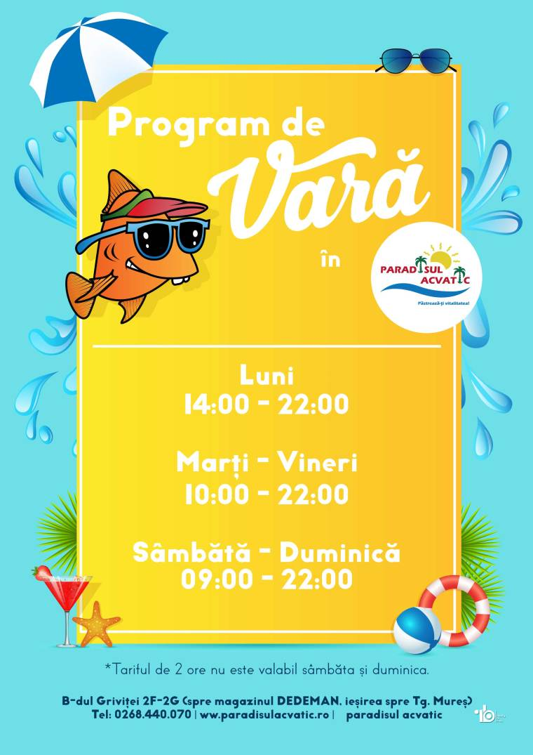 program-vara-paradisul-acvatic