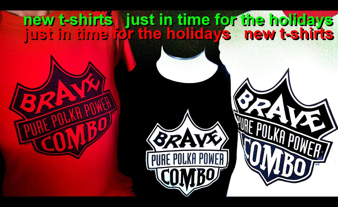 Pure Polka Power Shirt