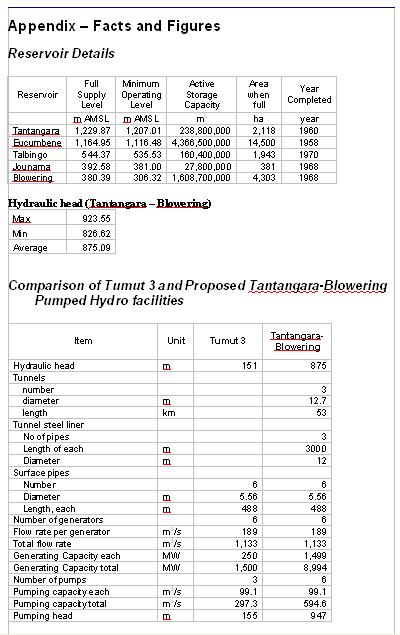 Pumped-hydro energy storage - cost estimates for a feasible system (6/6)