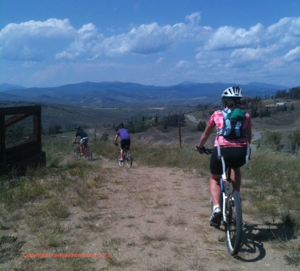 downbill mountain biking granby ranch